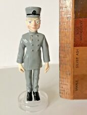 1999 PARKER PVC COLLECTOR'S FIGURE FAB1 DRIVER JAPAN TOY THUNDERBIRDS YUJIN NEW!