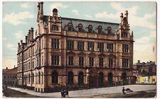Lancashire; Preston, New Post Office PPC, 1906 Preston 8 PMK