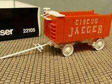 1/87 Preiser Circus JAEGER USA Transportwagen 22105
