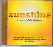 (FD729) Sunshine: The Cool Sound Of A Hot Summer, 2CDS - 2001 CD