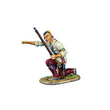 First Legion: AWI083 Woodland Indian Pointing at Target