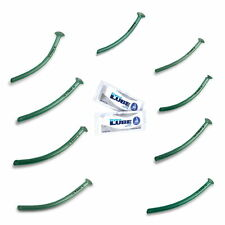 Nasopharyngeal Airway Respiration Tubes Completed Pack With Lube 27g