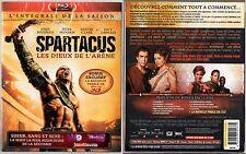 SPARTACUS  - Les Dieux de L'Arene Saison 1 Integrale - 1 boitiers 3 BRD - NEUF