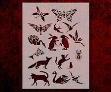 Animals Birds Butterfy Rabbits Cats Bug Fox 8.5