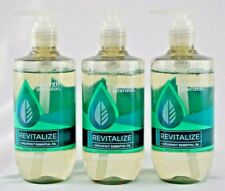 3 Seventh Generation Revitalize Spearmint Essential Oil Hand Wash Soap 9.5oz NEW