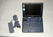 SONY VAIO PCG-U3 U3 UMPC MINI PC TM5800 1.0GHZ 512MB RAM 40GB HDD WIN XP * RARE