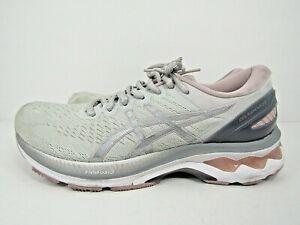 WOMEN'S ASICS GEL KAYANO 27 size 8 !WORN LESS THAN 15 MILES! RUNNING SHOES !!