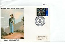 GB - National Army Museum - Cover - (2626) -1972 - Early Gurkha Uniform BFPS1253