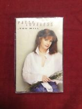PATTY LOVELESS You Will - CASSETTE SINGLE -