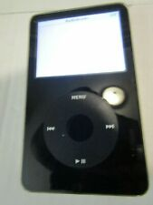 Apple iPod Classic 5th Generation 80GB MP3 Player A1136 Black Tested