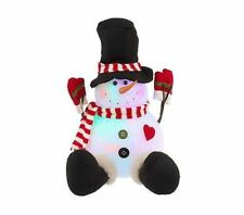 Christmas: MR. FROSTY Snowman LED MORPHING LIGHTS ~UnIqUe RoMaN PrOdUcT!~   NEW