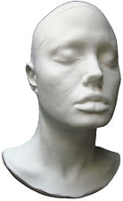 Angelina Jolie Life Mask Cast: Cleopatra, Lara Croft Tomb Raider, Mrs. Smith