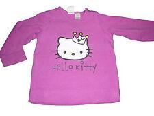 H & M Hello Kitty tolles Langarmshirt Gr 80 rosa !!