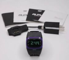 Mio Global ALPHA Heart Rate Sport Watch Monitor Purple with Charger