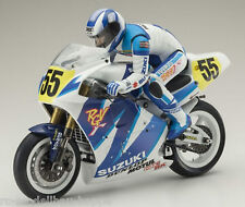 Kyosho Moto in equilibrio ON RACER SUZUKI RGV 1992 KIT Kit di costruzione 34931b