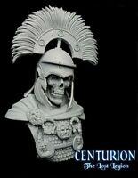 1/10 resin BUST Roman CENTURION warrior historic soldier UNPAINTED Figure 1:10