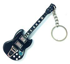 """""""Gibson SG""""-Portachiavi chitarra - Guitar keychain - Guitarra Llavero"""