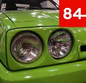 Opel Manta B Gt / E GTE I200 I400 Irmscher 4x Headlight E-Certified +