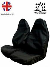 Seat Covers Waterproof to fit  Opel Corsa D (06-14) Premium,Black, Heavy Duty
