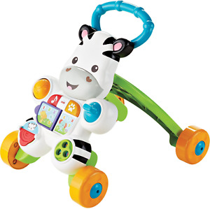 Fisher Price Learn With Me Baby ZEBRA Walker