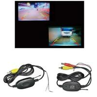 2.4G Wireless Video Transmitter Receiver Car Back Camera/Front Vehicle Camera