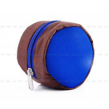 Fly Fishing Storage Reel Pouch Cover Protective Bag Fishing Accsssories SP
