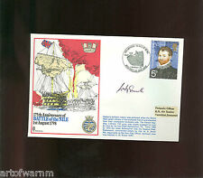 Rn series 1 # 10 175th Anniv Battle of Nile 1798 .- Commerative postal cover