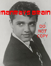 SAL MINEO Signed Autograph RP Photo REBEL WITHOUT A CAUSE