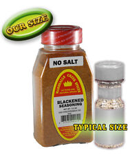 BLACKENING SEASONING NO SALT, FRESH NATURAL PURE SPICES