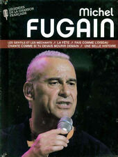 24441//MICHEL FUGAIN LIVRE COLLECTOR + CD 12 TITRES NEUF SOUS BLISTER