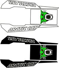 ARCTIC CAT logo TUNNEL top KIT Z1 F 570 F8 F5 SNO PRO LXR  TURBO DECAL STICKER