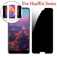 Huawei P20 Pro/Mate 10 Lite Tempered Glass Screen Protector Privacy Anti Spy LA