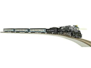 Lionel NEW YORK CENTRAL WATERLEVEL LIMITED SET #871811030 HO Scale