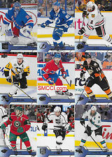 2016 2017 UPPER DECK SERIES DOS HOCKEY COMPLETO 200 tarjetas Set Stamkos más 16