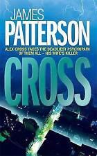 """AS NEW"" Patterson, James, Cross (Alex Cross), Book"