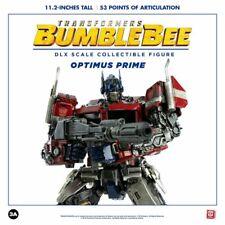 ThreeZero 3A Transformers Bumblebee Optimus Prime DLX Scale Optimus Prime Act...