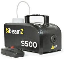 BEAMZ S500P Maquina de Humo incluye liquido de humo 160434