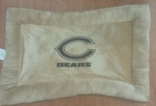 """CHICAGO BEARS Pet Dog pillow Dog bed 20x30"""" NEW Chicago Bears"""
