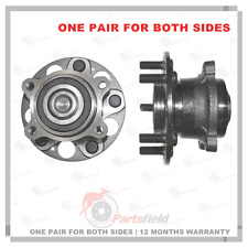 2 x Brand New Honda Accord Euro CL9 REAR Wheel Bearing Hub Assembly 02-08