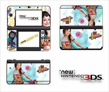 SKIN DECAL STICKER - NINTENDO NEW 3DS - REF 208 SOY LUNA