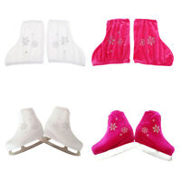2 Colors Kids Figure Skate Boot Guard Cover Holder