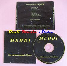 CD MEHDI The instrumental album 1997 MTS MUSIC(Xs5) no lp mc dvd vhs