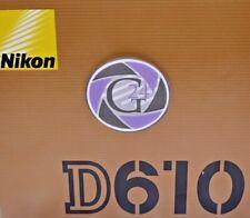 Nikon D610 Gehäuse - 12 Monate Gewährleistung