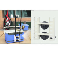 Flush Mount Fishing Rod Holder with Suction Cup for Fishing Box/Case/Car/SUV