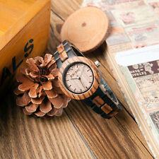 BOBO BIRD Women's Watches Ladies Quartz Watch Date Display Gift for Girlfriend