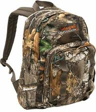 Hunting Daypack Camo Backpack Utility Pack Realtree Edge Hiking Gear Rucksack Pk