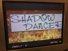 Shadow Dancer Jamma Pcb,
