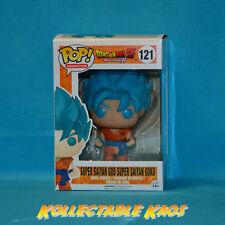 Dragon Ball Z - Super Saiyan God Super Saiyan Goku Pop! Vinyl Figure #121