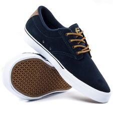Etnies Jameson Vulc taille 40 (us 7.5) navy/brown/white skate shoes skateboard