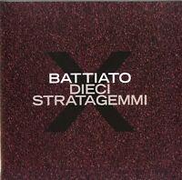 BATTIATO FRANCO DIECI STRATAGEMMI VINILE LP NUOVO SIGILLATO